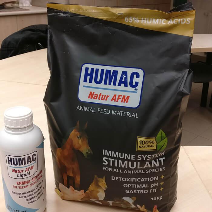 huminsavas termékek
